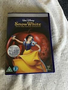 Snow White and the Seven Dwarfs (DVD, 2014)