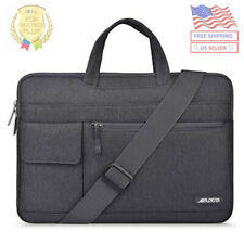 MOSISO Laptop Shoulder Bag Compatible with 13-13.3 inch MacBook Pro