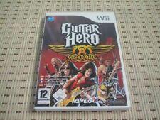 Guitar Hero Aerosmith für Nintendo Wii und Wii U *OVP*