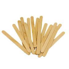 Waxing spatulas for eyebrows (x50)