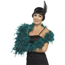 Smiffys 45194 Deluxe Boa Green One Size