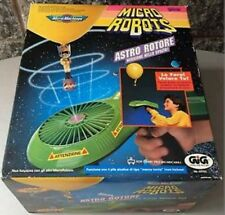MICRO ROBOTS MICROMACHINES ASTRO ROTORE GIG GALOOB Figure VINTAGE TOY Machines