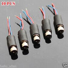 10PCS Mini Vibration Motor  Micro Coreless Vibrating Vibrator Motor DC 1.5-3V