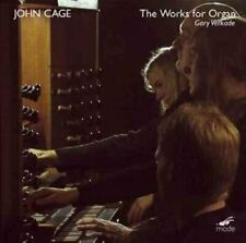 John Cage - Complete Works for Organ (2CD)