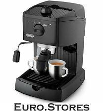 Delonghi EC146.B Pump Espresso Coffee Machine Black Cappuccino System Genuine