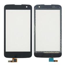 Black Touch Screen Digitizer For LG K4 LTE K120 K120AR K120E K121 K130E VS425