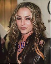 Drea de Matteo Autograph Signed Sopranos Sons of Anarchy 8x10 Photo With COA PJ