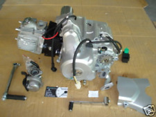 HMParts Pitbike Monkey 4-Gang Motor 110 ccm 1N234 E-Starter oben & Kickstarter