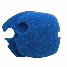 2 X Sunsun hw-304 / 404b Filtro Externo de medios de comunicación Azul Gruesa Espuma Filtros