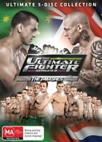 UFC Presents The Ultimate Fighter - The Smashes (DVD, 2013, 5-Disc Set) Region 4