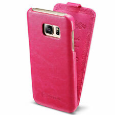 Retro Vertical Flip PU Leather Vintage Holster Case Cover For iPhone 5 7 Samsung