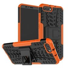 Etui Hybride 2 Pièces Extérieur Orange housse étui pour Huawei Honor Aperçu 10/