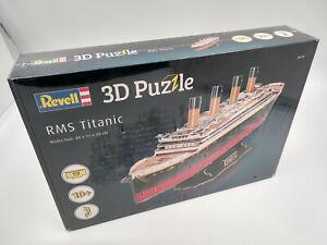Puzzle 3d le Titanic de marque Revell neuf sous emballage,longueur 80cm