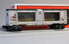 LIONEL SMITHSONIAN DINOSAUR AQUARIUM CAR o gauge train MADE IN USA 6-83192 NEW