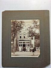 COLLEGE POINT NY J. STACK WASHINGTON MELROSE TAVERN EXTERIOR CABINET PHOTO