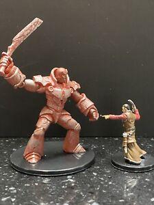 Iron Golem LARGE miniature Monster Menagerie 2