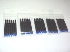 Tintenpatronen,Füllerpatronen 30 Stück,Universal ,auch für Lamy, Made in Germany