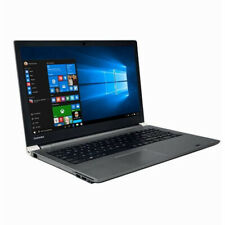 "Notebook Toshiba A50-e-133 15 6"" I7-8550u 16GB RAM 256gb SSD gris"