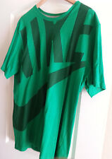 New Men's Nike T-Shirt, Sportswear, Green XL