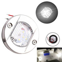 Marine LED Transom Mount Stern Anchor Navigation Light NAV Lamp 12V 5500-6300K