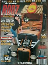 Ol Skool Rodz #37 Jan 2010 - NEW - Kustom Hot Rod Pin Up Rockabilly Neal Garvin