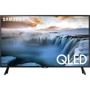 "Samsung 32"" Class Q50R QLED Smart 4K UHD TV with Bixby"
