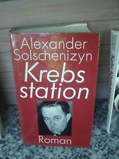 Krebsstation, ein Roman von Alexander Solschenizyn