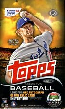 2014 Topps Series 2 Baseball Factory Sealed Hobby Box - 1 Auto or Relic Per Box