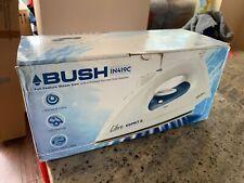 Bush IN419C Full Feature Steam Iron BNIB