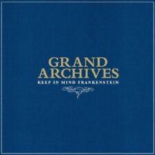 "GRAND Archives ""keep in mind Frankenstein"" LP VINILE NUOVO"
