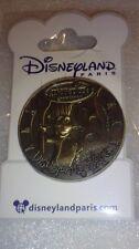 Disney Pin LE 107142 DLP - Pin Medal Ratatouille - Remy Eiffel Tower coin