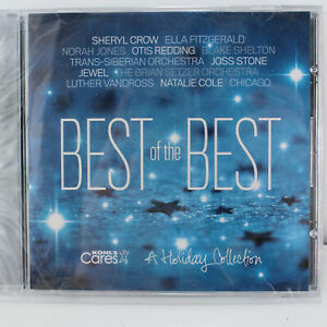 tHOLIDAY CHRISTMAS MUSIC 'BEST OF THE BEST' Holiday Collection CD New, Sealed