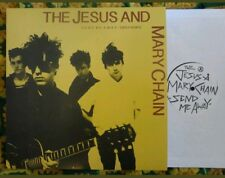 The Jesus And Mary Chain - Send Me Away EARLY DEMOS Import LP 33rpm Psychocandy