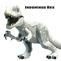 Indominus Rex White Jurassic World - 6 Inches Tall Big Dinosaur