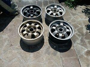 Porsche 924 alloy wheels Alloys
