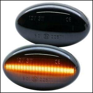 Indicatori Frecce Laterali a led per Smart Fortwo Cabrio | Coupè (450) 2004>