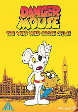 Dangermouse The Wild Goose Chase (DVD, 1998) NEW SEALED Region 2 PAL