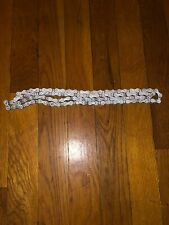SE Bmx Bike Chain - White - 48 Link