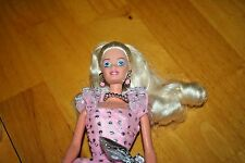 1997 35th Anniversary Walmart Barbie-No Box-Sold As Is