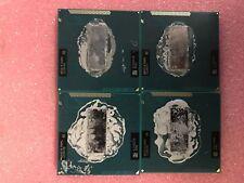 SR0ML Lot of 4 Intel Core I7-3720QM 2.6 GHz Quad-Core Laptop CPU Processor
