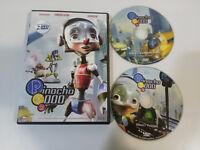 PINOCHO 3000 CARLOS LATRE LUCRECIA - 2 X DVD EXTRAS ESPAÑOL ENGLISH ANIMACION