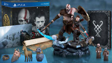 GOD OF WAR:STONE MASON'S COLLECTOR'S EDITION PS4/COMPLETE WITHOUT GAME