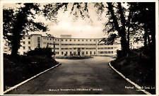 Sully near Penarth & Barry. Sully Hospital Nurses Home # SULY 1 by Tuck.