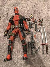 NECA Epic Marvel Classics Deadpool 1/4 Scale Action Figure Complete