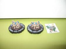 =Mechwarrior BANNSON'S RAIDERS Hauberk Battle Armor 017 2 pieces 07=