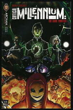Critical Millennium & ltthe DARK Frontier & GT US Archaia COMIC vol. 1 # 1of4/'10