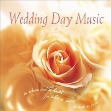 Wedding Day Music by Various Artists (CD, Sep-1998, Warner Bros.) BRAND NEW