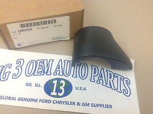 07-13 Chevrolet Silverado GMC Sierra Trailer Tow RH Mirror Hinge Cover new OEM