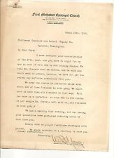 Yakima Washington,First Methodist Episcopal Church,Quote 400-600 Folding Chairs