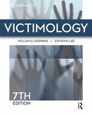 Victimology, Seventh Edition by Doerner, William G.; Lab, Steven P.